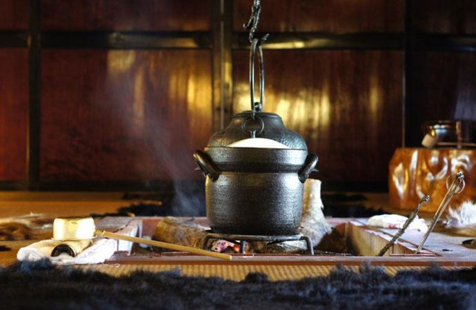 Traditional Japanese Cooking